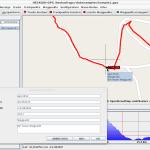 heskudi-gpx Screenshot unter Linux Beispiel 6