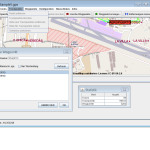 heskudi-gpx Screenshot unter Windows Beispiel 4
