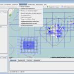 heskudi-gpx Screenshot unter Windows, Karten-Cache
